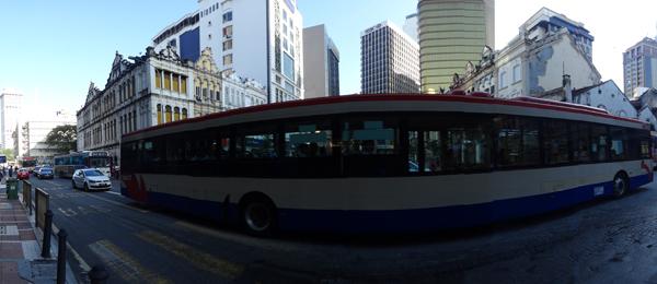 Jalan Hang Lekiu - seberang bank UOB