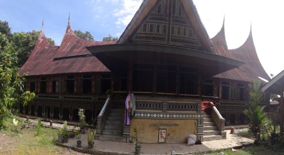 Istana Raja Koto Anau