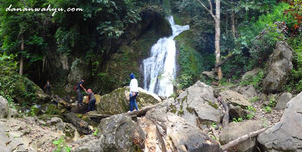 air terjun Mengaya , Takengon - Aceh Tengah