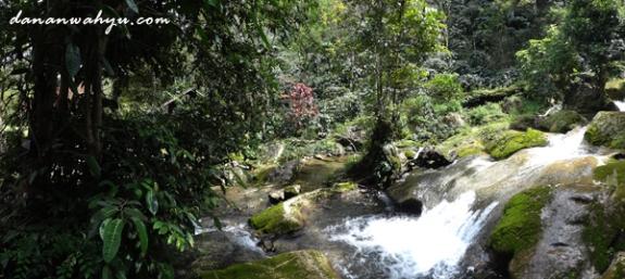 Air Terjun Mengaya - Pintu Gerbang Burni Kelieten