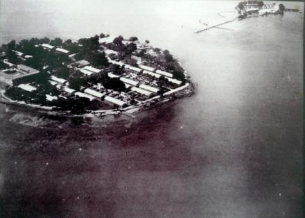 pulau Onrust tahun 1930