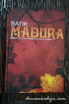 buku batik Madura