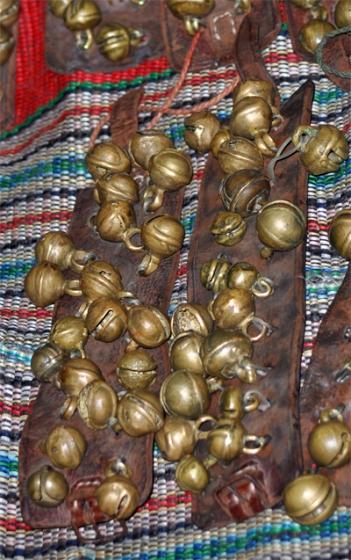 gongsen - gelang kaki penari