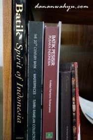 koleksi buku Batik inspirasi motif