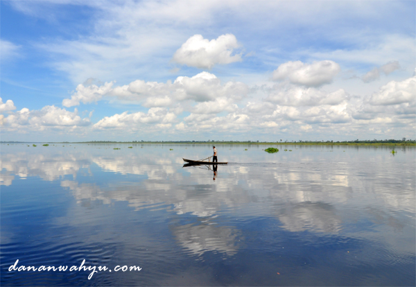 Refklesi Alam - Sungai Kampar