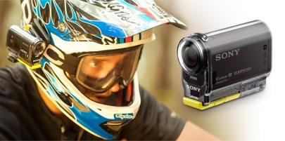 Cam HDR-AS30V (sumber: http://www.sony-asia.com)