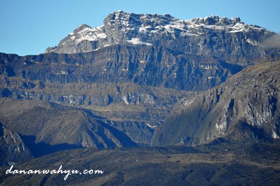 Trikora Mountain - Papua