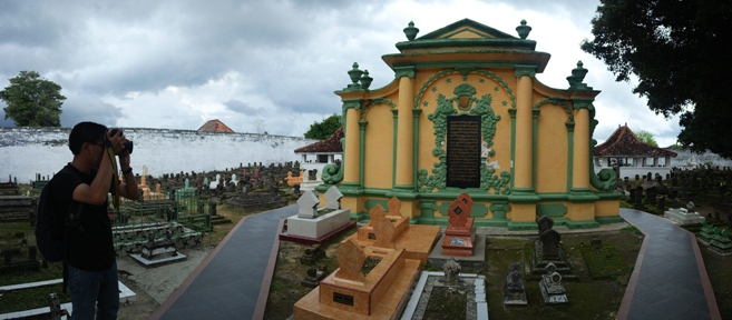 Makam Para Raja Asta Tinggi, Sumenep Madura