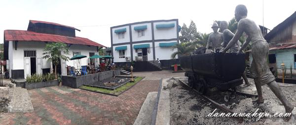 tambang Mbah Suro - objek wisata tambang andalan kota Sawahlunto