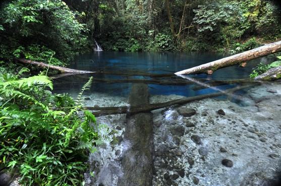 Danau Kaco misteri alam yang tetap terjaga