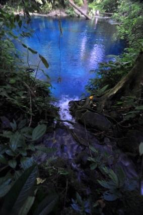 aliran hulu Danau Kaco