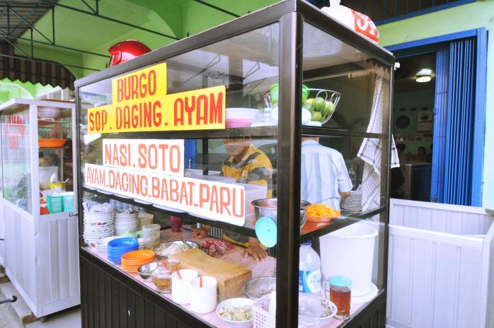 menu pilihan lain di Sari Rasa