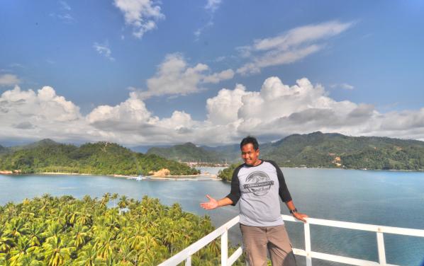 Selamat Datang di Pulau Cingkuak