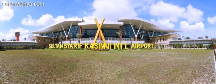 Bandara Internasional Sutan II Syarif Kasmin