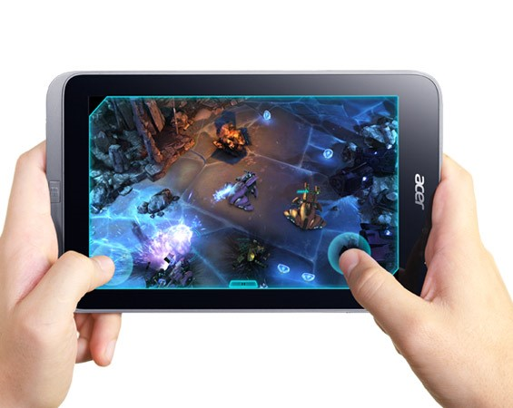 mungkin kah bermain game PC di tablet?