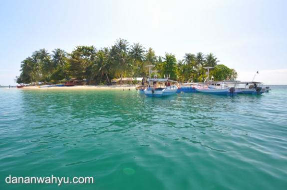pulau Cingkuak ,Painan - Kabupaten Pesisir Selatan