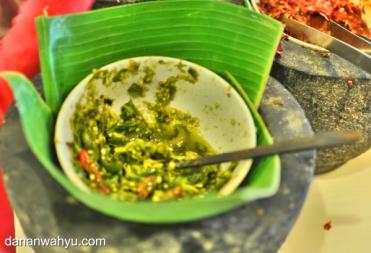 sambal hijau