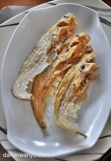 ikan selais goreang