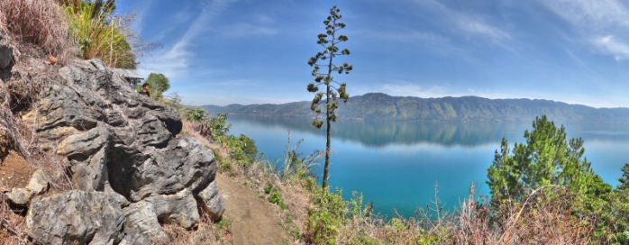 Danau Lot Tawar - Takengon