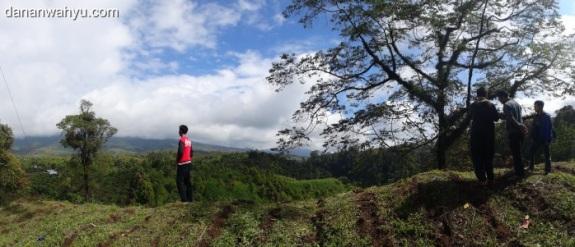 perbatasan Kerinci dan Solok Selatan , ngesot dikit sampe Sumbar nih