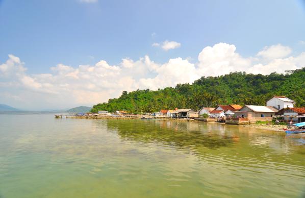 pelabuhan Ketapang , Kabupaten Pesawaran