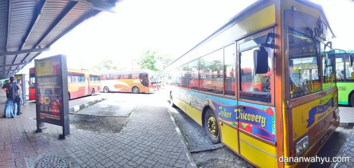Terminal Bus Larkin, Johor Bahru