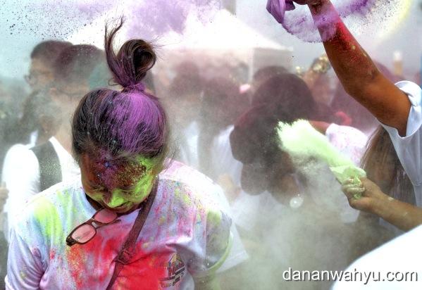 Batam Holi Color 2014