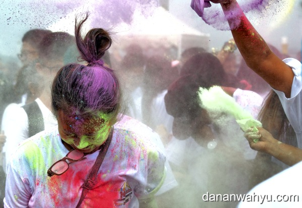 Batam Holi Color 2014