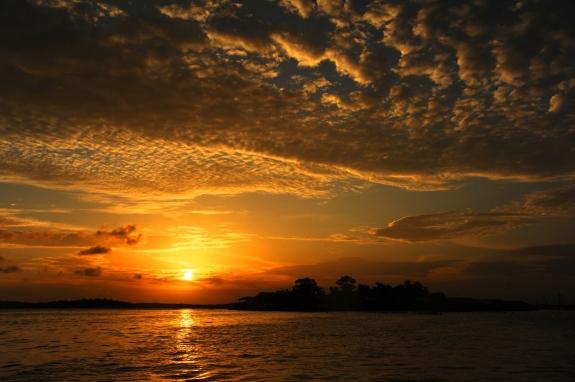 Bonus - Senja di pulau Buluh