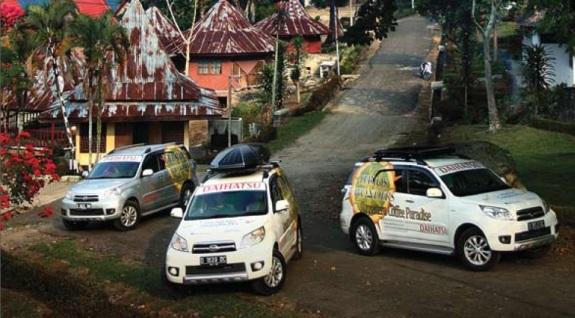 Liwa - Penghasil kopi robusta di sisi selatan Sumatra