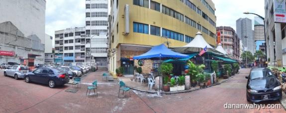 Dragon Inn Hotel di pecinan Meldrum Johor Bahru