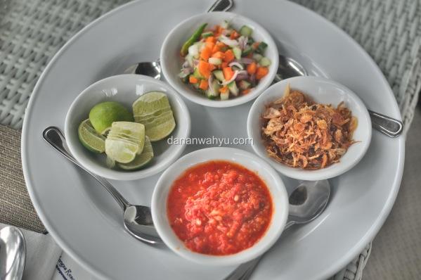 empat sekawan wajib hadir di hidangan tradsional Indonesia