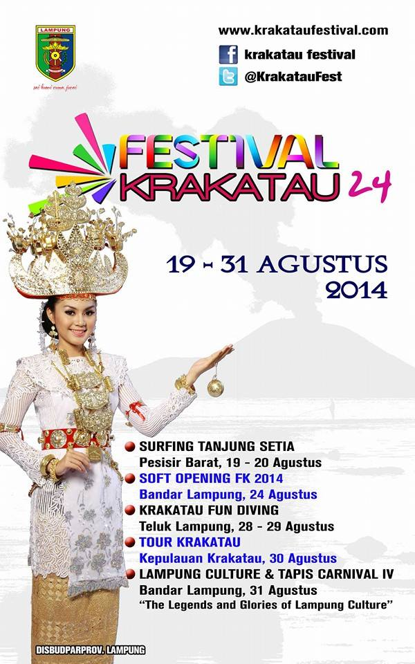 Festival Krakatau 2014