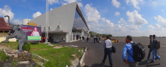 bandara Raden Intan II - Lampung Selatan