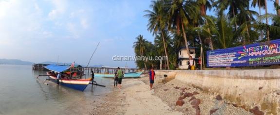 Fun Dive dan Snorkeling Pulau Balak - Festival Krakatau XXIV