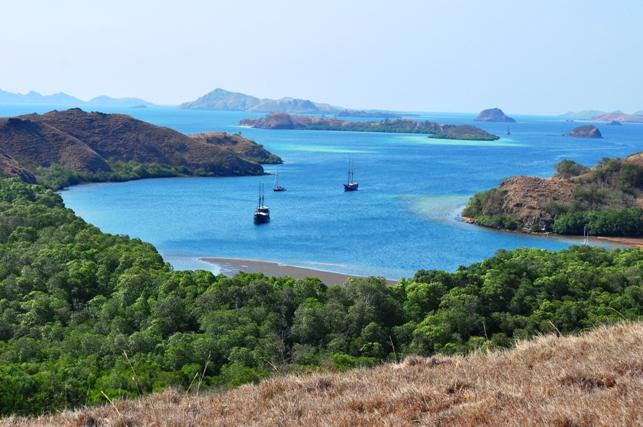 Teluk Kisam Pulau Rinca