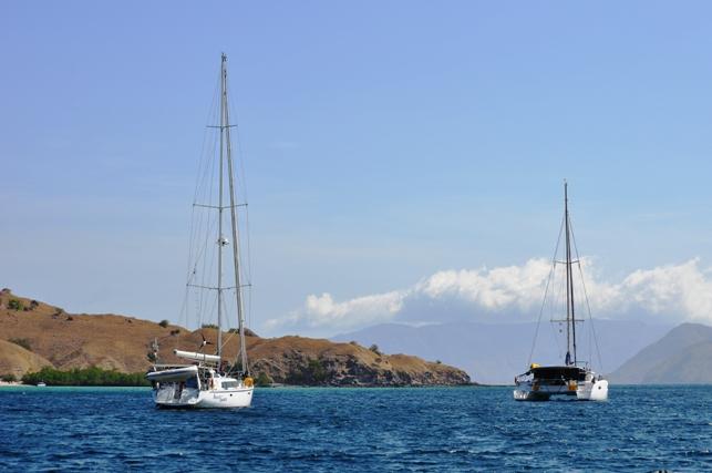 Life on boat, menu wajib yang harus dinikmati di TNK