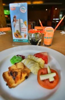sarapan sehat ala HARRIS Resort Waterfront Batam