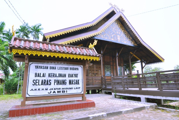 Balai Kerajinan Rakyat Selaras Pinang Masak
