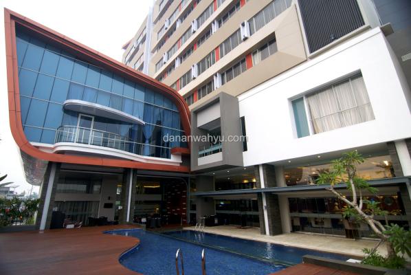 Aston Jambi - Hotel terbaru di kota Jambi