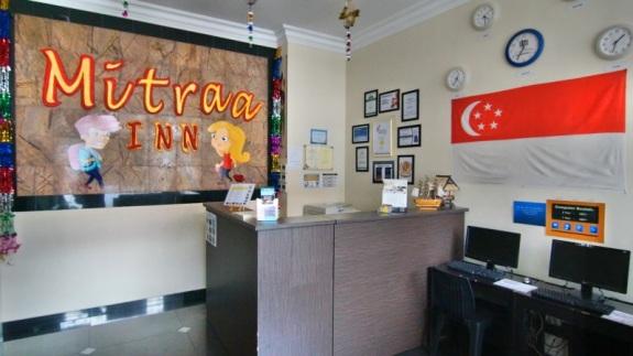 receptionist mitra Inn