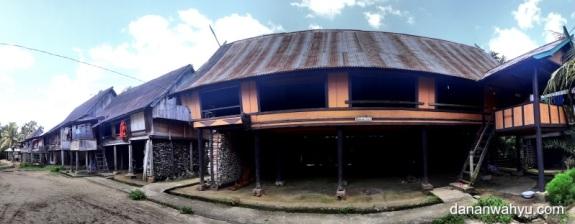 rumah milik Zulkarnain yang kini menjadi museum