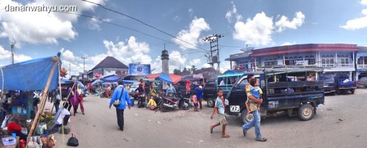 pasar Rantau Panjang , dibuka setiap hari Rabu dan Minggu