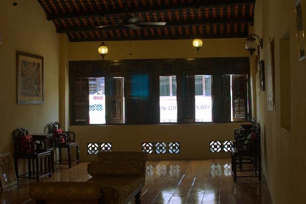 lantai dua Jawi House