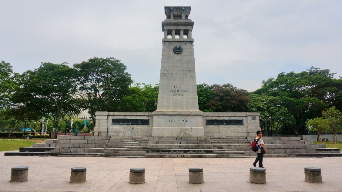 monumen kota salah satu tempat mengulik sejarah