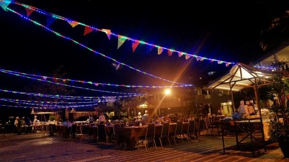 Pasar Malam Nongsa Point Marina