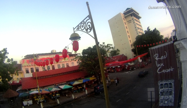 Red Inn Court Hostel Butik