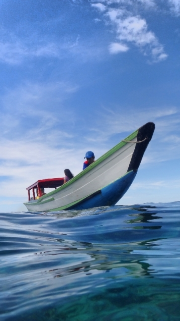 biduk berjuang di Masilok , Mentawai