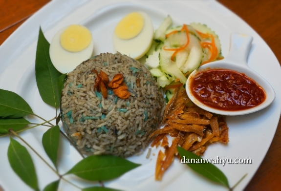 nasi Lemuni Jawi House Cafe Gallery