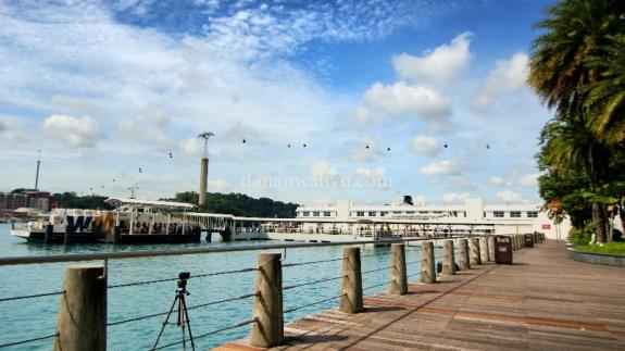 vivo city - mall di sebelah Harbour Front